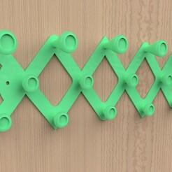 hanger.25.jpg Download STL file Door hanger • 3D print design, aaryakumargupta