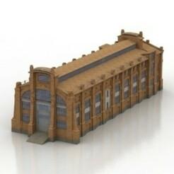 efe0dded0b85d5795c1d9821b01ad285.jpg Télécharger fichier STL Bâtiment • Plan pour impression 3D, johnmark