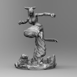 sean-guerrez-untitled-94.jpg Download STL file Street Fighter Juri 3D Print Stl Model Diorama • 3D printing design, seandarkhouse