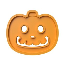 2.jpg Download STL file Punch Pumpkin Animal Crossing • 3D print model, Mr_Dfz