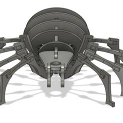 Capture d'écran 2020-11-15 à 12.27.07.png Télécharger fichier STL Araignée puzzle • Objet pour imprimante 3D, Guibbons13