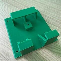 3d-4430 (Medium).jpeg Download free STL file HP ENVY 27 VESA bracket • 3D printing model, roberttco