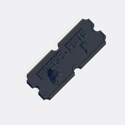 Imperial Fists.jpg Télécharger fichier STL Plaque de l'armée des Imperial Fists • Objet pour imprimante 3D, J-Dawg