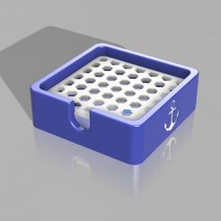 Boite à savon.png Télécharger fichier STL Boite à savon • Objet pour imprimante 3D, baptiste_moiny