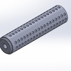 as.jpg Download STL file Airsoft supressor  • 3D printer design, SPGear17