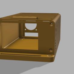 Untitled.png Télécharger fichier STL Lerdge K + Framboise PI 3B+ • Plan imprimable en 3D, monteship