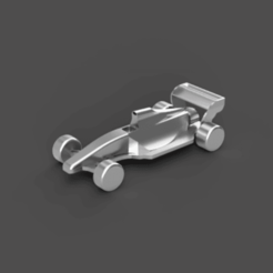 F1 sans aileron.png Download free STL file Formula 1 (Without front wing) • 3D print template, DyJOmA