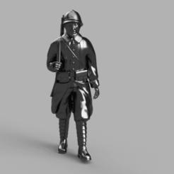 soldat v1.png Télécharger fichier STL gratuit soldat  • Design à imprimer en 3D, DyJOmA