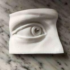122955794_652706128761304_6685576272558877143_n.jpg Download OBJ file David's Eye • 3D print design, Chill_3D_Printing