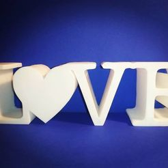 123531302_977100842776084_4671813661733429105_n.jpg Download free STL file Love Ornament • Template to 3D print, Chill_3D_Printing