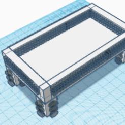 Download STL file Food Trey • Model to 3D print, haveblue7