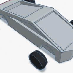 Screenshot 2020-09-24 at 7.37.16 AM.png Download STL file CybertruckV3(V4 coming soon) • 3D printable object, 3Dino