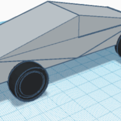 Download free STL file Cybertruck(V2 coming soon) • Object to 3D print, Haveblue7
