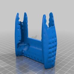 710456f3949786712cfe4d3f87be9d22.png Download free STL file Iphone charger holder • 3D print design, DinosaurNothlit