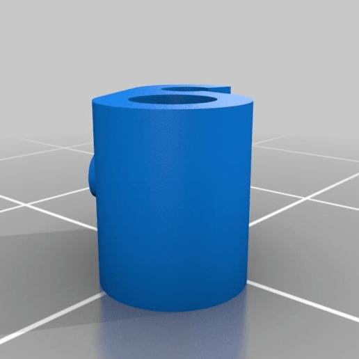 414a3e3034ea912ad4d79ce6e6e549c8.png Télécharger fichier STL gratuit Pince à filament modulaire • Design pour impression 3D, DinosaurNothlit