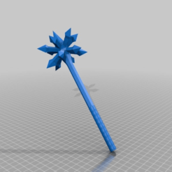 5bc68fa711e59ec18c2726b3c9cc2884.png Download free STL file Rock's Mace • Object to 3D print, DinosaurNothlit
