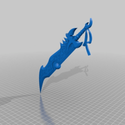 Download free STL file Condemnation • 3D printing design, DinosaurNothlit