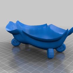 15ecb23de095f02e62aacabbdf9b181d.png Télécharger fichier STL gratuit Porte-savon à l'ammonite • Objet imprimable en 3D, DinosaurNothlit