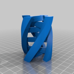 dbc371cfe04dc3332a5e97368819160a.png Download free STL file Fidget Helix • 3D printable template, DinosaurNothlit
