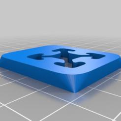 Télécharger fichier STL gratuit Bouchon du porte-bobine Cetus • Modèle pour imprimante 3D, DinosaurNothlit