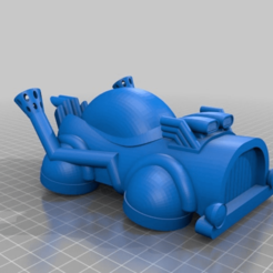 Download free STL file The Pink Lady • Design to 3D print, DinosaurNothlit