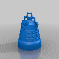 4c95b400bc3c40b5421986e04e29ee1f.png Download free STL file Xu's Bell • Template to 3D print, DinosaurNothlit