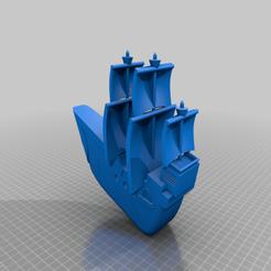 Paradoja_Magnifica_7.png Download free STL file La Paradoja Magnifica • Template to 3D print, DinosaurNothlit