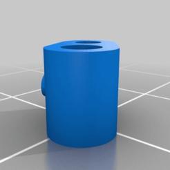 Télécharger fichier STL gratuit Pince pour filaments souples en boucle fermée • Plan à imprimer en 3D, DinosaurNothlit