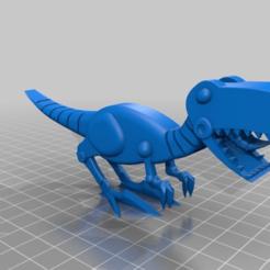 89c488dd8ec587c0d730cba6d29c177a.png Télécharger fichier STL gratuit M. Chomps • Design pour imprimante 3D, DinosaurNothlit