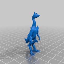 39bbc953f1e93af218033204d2c9f295.png Télécharger fichier STL gratuit Hork-bajir • Plan pour imprimante 3D, DinosaurNothlit