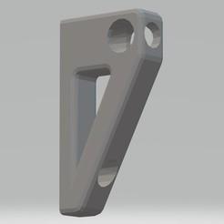 soporte cortina.jpg Download free STL file curtain bracket • 3D printing model, pablocourel