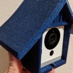 IMG_20200922_202504.jpg Télécharger fichier STL WYZE Cam V2 Logement en plein air • Plan imprimable en 3D, printednature3d