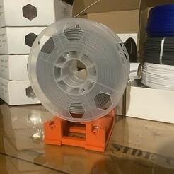 IMG_0517.JPG Télécharger fichier STL gratuit Rouleau de filament ME • Plan pour impression 3D, StarForgeCustoms