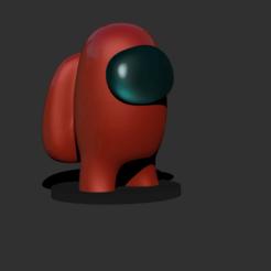 amongus.png Download free STL file among us • Template to 3D print, DannyartZ