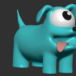 pet_dog.png Télécharger fichier STL Parmi nous, un chien de compagnie • Modèle pour impression 3D, DannyartZ