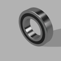 Ball Bearing.PNG Télécharger fichier STL Roulement à bille • Design imprimable en 3D, makeid