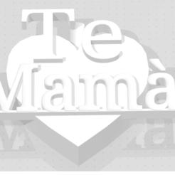 1.png Download STL file MOM • 3D printable template, SIRIM_Academia