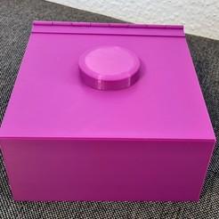 original_640f6aa1-f275-4328-85f6-1214b2f617a3_20201007_161412.jpg Download STL file Cigarette Box with Humidor • 3D print design, S7EN