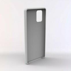 a715g.jpg Télécharger fichier STL Affaire Samsung Galaxy A71 5G TPU • Modèle pour impression 3D, Unikata3D