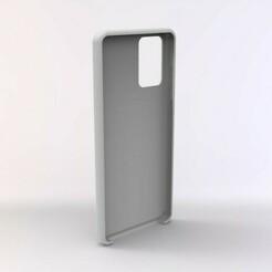 Screenshot_1.jpg Télécharger fichier STL Affaire Samsung Galaxy S20+ TPU • Plan à imprimer en 3D, Unikata3D