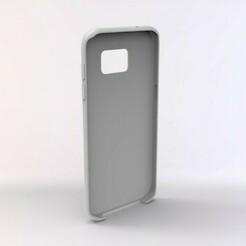 Screenshot_1.jpg Télécharger fichier STL Affaire Samsung Galaxy S7 EDGE TPU • Plan imprimable en 3D, Unikata3D