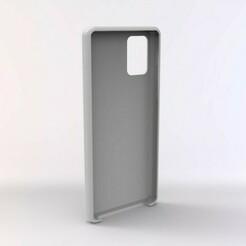 Screenshot_4.jpg Télécharger fichier STL Affaire Samsung Galaxy A51 5G TPU • Objet imprimable en 3D, Unikata3D