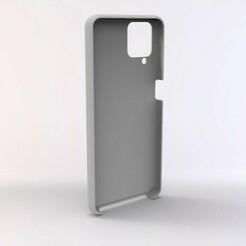 Screenshot_3.jpg Télécharger fichier STL Affaire Samsung Galaxy A12 TPU • Objet à imprimer en 3D, Unikata3D