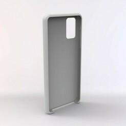 Screenshot_3.jpg Télécharger fichier STL Affaire Samsung Galaxy A41 TPU • Modèle pour imprimante 3D, Unikata3D