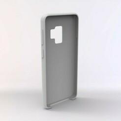 Screenshot_5.jpg Télécharger fichier STL Affaire Samsung Galaxy S9 TPU • Design à imprimer en 3D, Unikata3D
