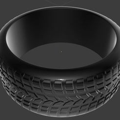 p1.JPG Download free STL file Tire for diecast and RC model 1/64 1/43 1/24 1/18 • 3D printing object, TNT_Models