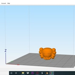 Sin título.jpg Télécharger fichier STL Kaws StormTrooper • Design imprimable en 3D, ignacioceronm