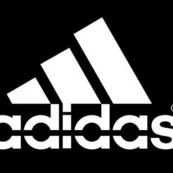 Adidas-.jpg Download free STL file ADIDAS LOGO • Object to 3D print, ignacioceronm