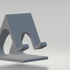 Senza titolo.jpg Télécharger fichier STL Support_téléphonique • Objet pour imprimante 3D, salvatoredibaia