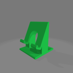4 supporto 1v2.png Download free STL file phone stand • 3D printable design, salvatoredibaia